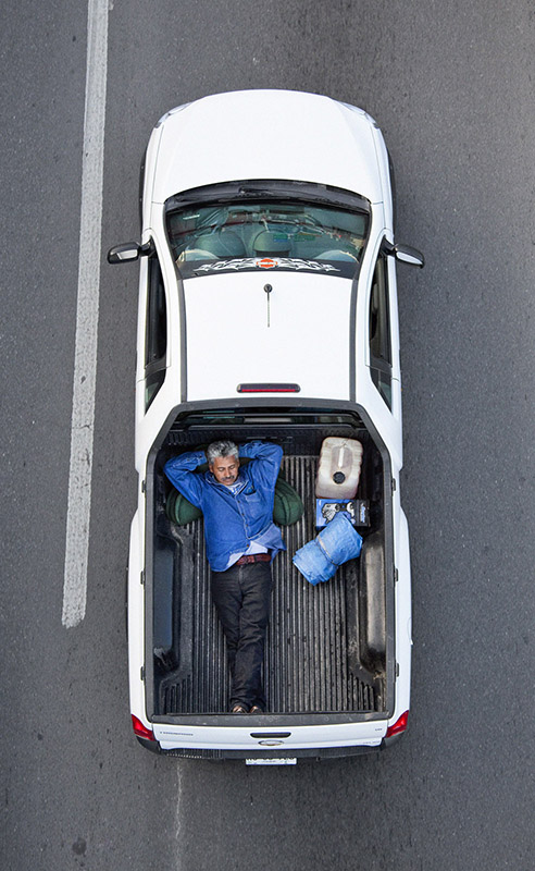 Alejandro Cartagena, Carpoolers, Circuit Gallery