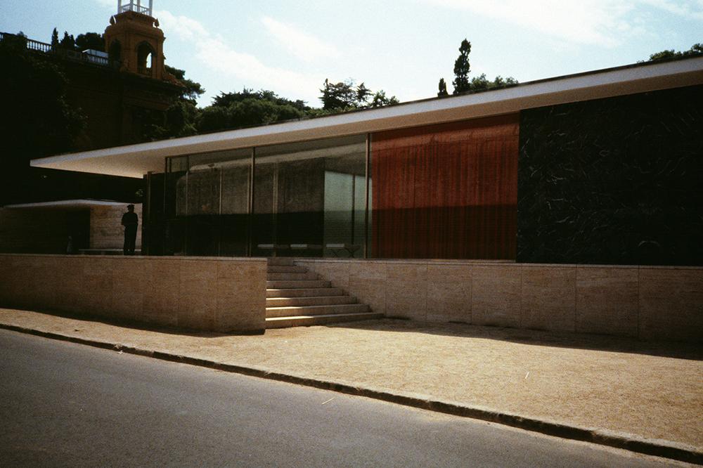 Shelagh Keeley Barcelona Pavilion I