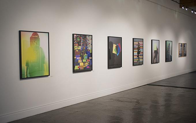 Akihiko Miyoshi Circuit Gallery Exhibition