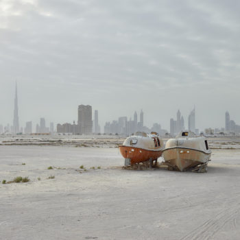 Philip Cheung - The Edge - United Arab Emirates
