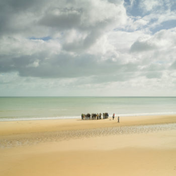Donald Weber, War Sand