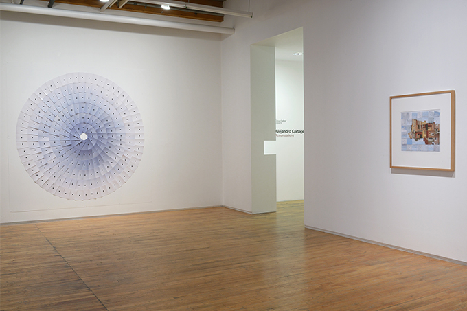 Alejandro Cartagena, Accumulations, Circuit Gallery