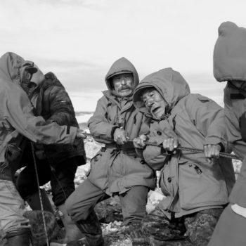 Philip Cheung, Arctic Front