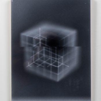 Akihiko Miyoshi Resin Paintings Circuit Gallery